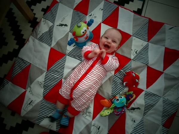 play mat, quilt, blanket, baby boy