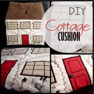 Blog thumbnail - Cottage Cushion