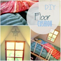 Blog thumbnail - Floor Cushion