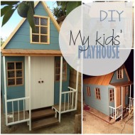 Blog thumbnail - My kids play house