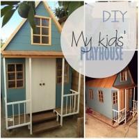 Blog thumbnail - My kids play house
