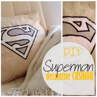 Blog thumbnail - Superman Decorative Cushion