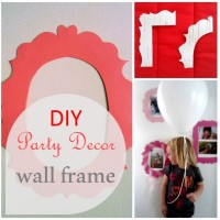 Blog thumbnails - wall frame