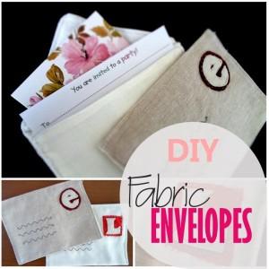 Blog thumbnail - Fabric Envelopes