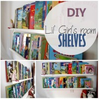 Blog thumbnail - Lil' girls' room shelves