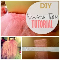 Blog thumbnail - No sew tutu tutorial
