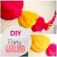 Blog thumbnail - Tissue garland