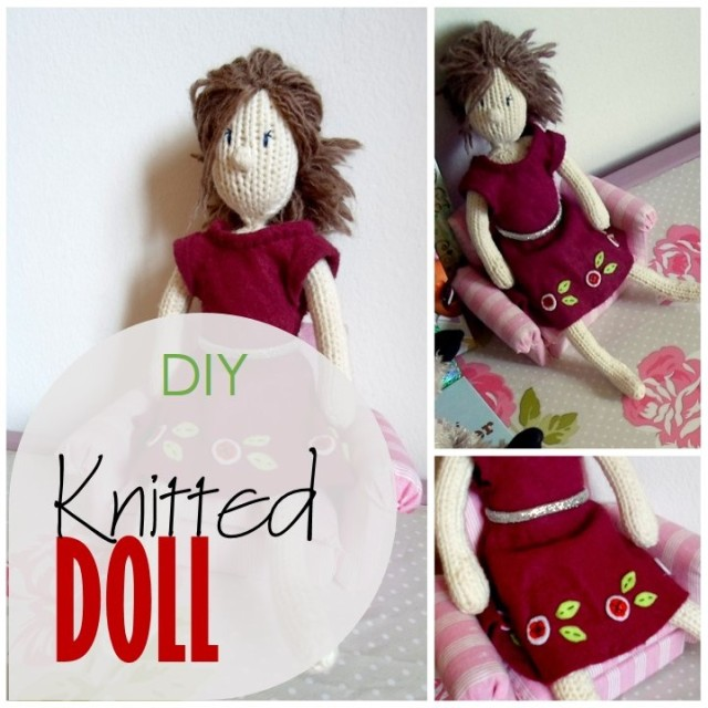 Blog thumbnail - Knitted doll