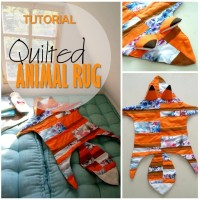 Blog thumbnail - quilted animal rug