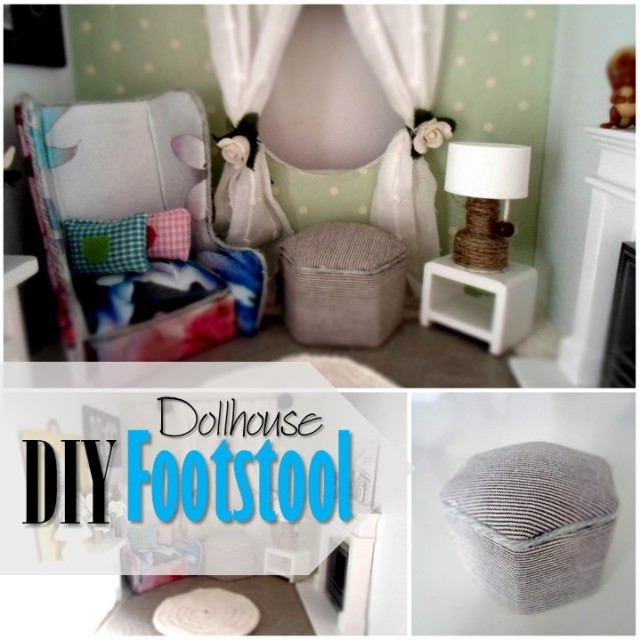 Blog thumbnail - DIY Dollhouse footstool2
