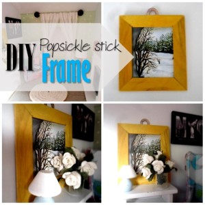Blog thumbnail - DIY Dollhouse popsickle