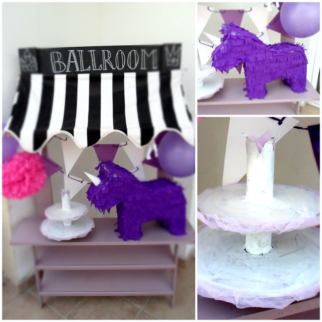 Girly purple party4