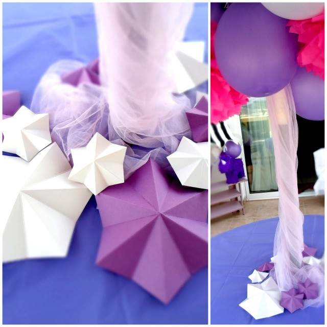 Girly purple party5