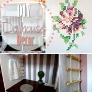 Blog thumbnail - DIY Dollhouse decor