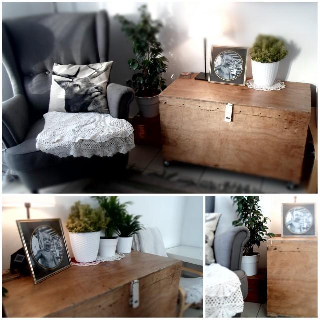 Wooden chest1