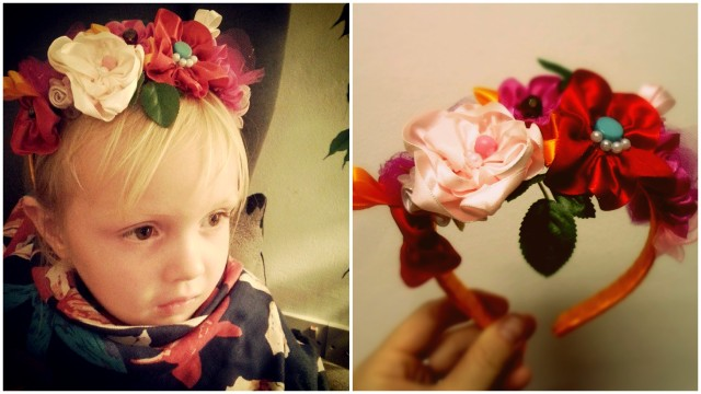 frida kahl headband2
