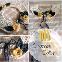 Blog thumbnail - DIY Crochet Collar