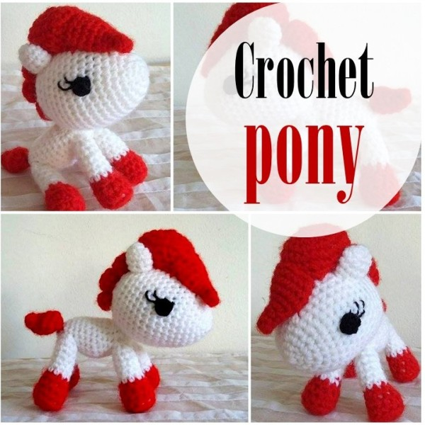 DIY - Crochet pony